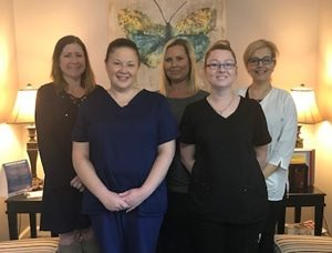 Chiropractic High Point NC Staff